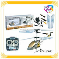 Hot Item 3CH RC Helicopter Toy For Kids Alloy Helicopter Toy With GYRO