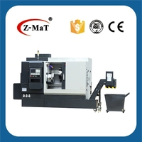 Heavy duty CNC lathe machine SL12 price list for sale made in China