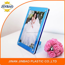 JINBAO customized chinese hot selling high standard acrylic perspex multi photo collage picture frame