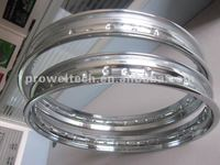 WM 1.60X17 inch 40 spoke motorcycle stainless steel rim