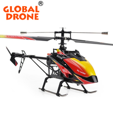 Global Drone WLtoys V913 2.4G helicopter engine 4ch single propeller vs r116 helicopter rc propel rc helicopter
