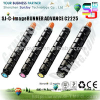 new compatible color laser toner cartridge Canon Image Runner C2225