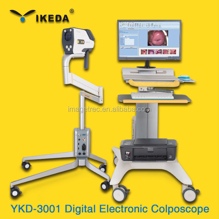 HD Electronic Colposcope Software/ USB Digital Microscope