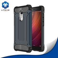 Armor Cell Phone Cover Case For Xiaomi Redmi Note 4 back cover