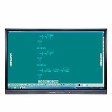 65 inch LCD multifunction whiteboard with built in PC