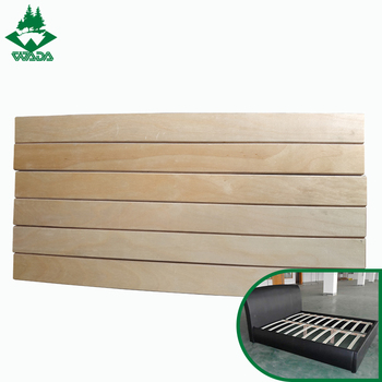 wooden lvl bed frame use birch plywood slat