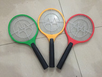 2016 NEW DESIGN BIG SIZE AA battery operated bug zapper/mosquito racket swatter