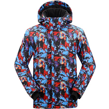 Clothing manufacturers waterproof plus size ski jacket with hoodies
