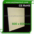 European modern 3601lm high power 47Watt 600 600mm led Edgeless panel