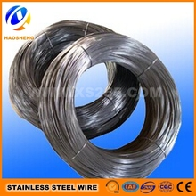 Food grade 304 stainless steel wire hydrogen retreat bright wire,fake a penalty ten