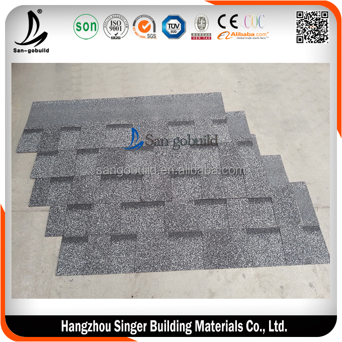 Roofing Protection Laminated Asphalt Shingles/Clay Roof Tiles