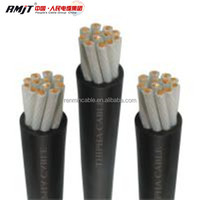 0.6/1kv Flame-Retardant PVC Insulated Flexible Control Cable