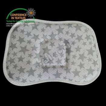 stars pattern breathable washable 3d baby pillows