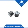 Air conditioner rubber mountings