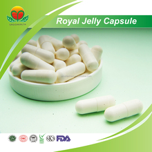 Manufacturer Supply Royal Jelly Powder Capsule