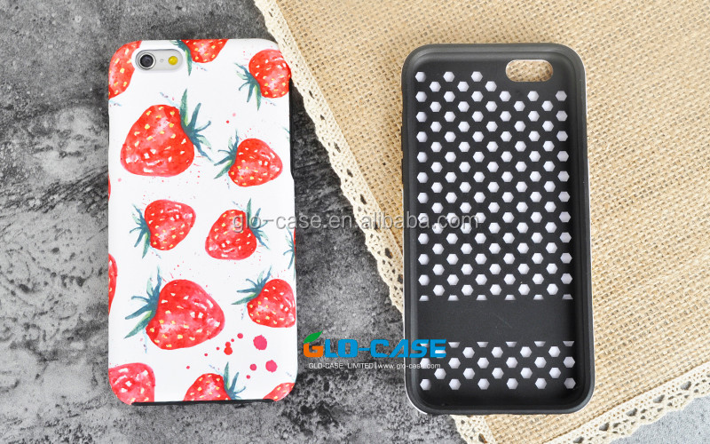 Hybrid Cell Phone Case for iPhone 6