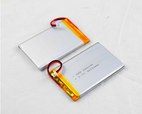 Deep cycle 3.7v 4000mah lipo battery 656090 li-polymer 4000mah battery tablet pc