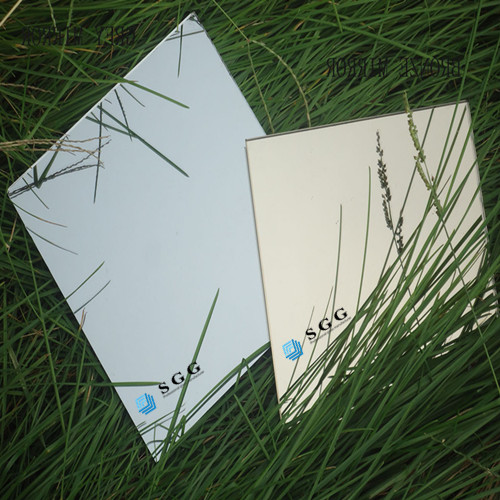 float glass manufacturer all thickness aluminum mirror large sheet size