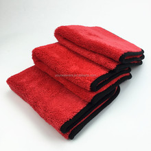 600GSM New Thick Microfiber Cleaning Cloth Car Wash Cloth, 3 Pack
