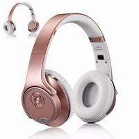 NFC 2 in 1 Twist-out Speaker Bluetooth Headphone With FM Radio /AUX/TF Card MP3 Sports Magic Headband Wireless Headset