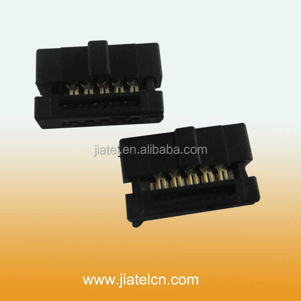1.27mm 2.0mm 2.54mm IDC Socket IDC Female Connector