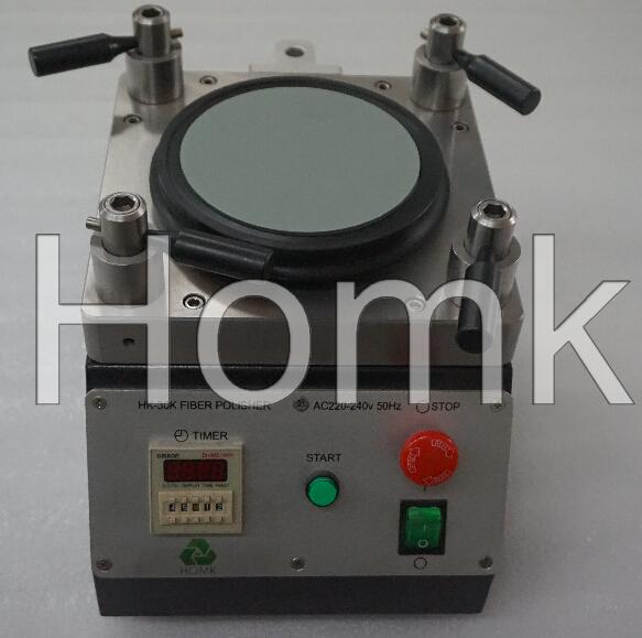 fiber polishing machine