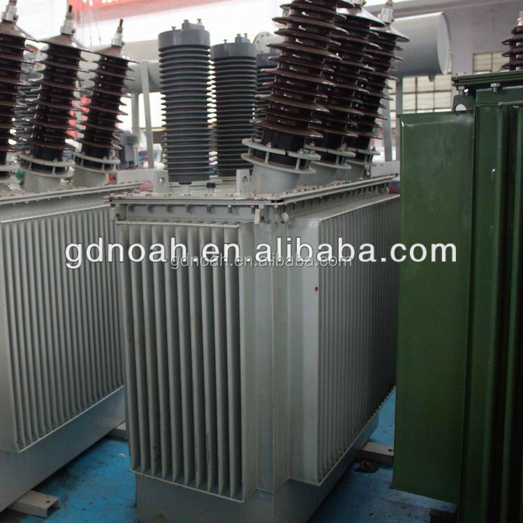 S11-(M)-1000 Immersed 1000KVA 10KV grade double winding excitation voltage transformer with H class insulation