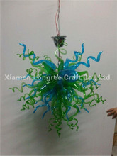 Chinese Custom Made Murano Glass Cheap Chandelier Modern Crystal <strong>LED</strong> Ceiling Light