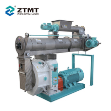 ZTMT Factory Price Ring Die Pellet Making Machine with CE for Animal Feed