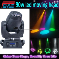 popular stage production 90w LED pattern moving head lighting /beam light for stage