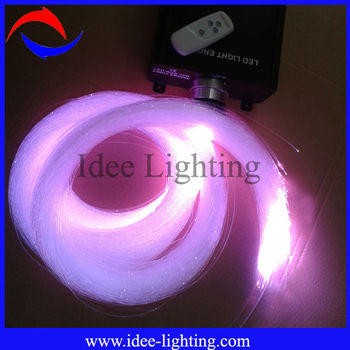45W LED fiber optic light kit for chandelier