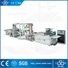 Non Woven Bag Making Machine ( Box Bag )