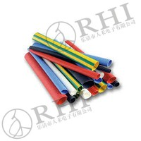 9mm PE heat shrink tube for fishing rod cable marker heat shrink tube