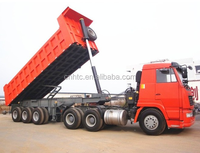 50 Ton Coal Transport Tipper Trailer For Sale In Pakistan