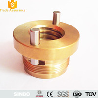Brass Copper Stainless Steel Aluminum CNC