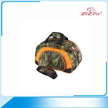 2016 Shoulder Camouflage Big Space Soft Pet Carrier With Handle Pet Bag