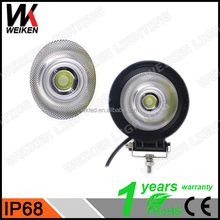 WEIKEN cheap price 50w auto led work light for 4wd/Driving/utility/Mower/boat