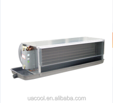 China fan coil unite Horizontal Concealed chilled water ceiling concealed fan coil unit