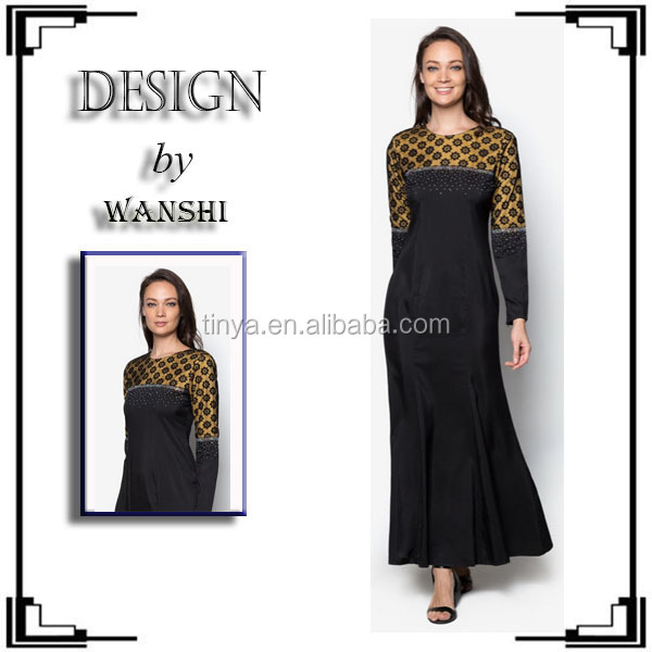 Online wholesale modern middle eastern clothing dubai islamic clothing