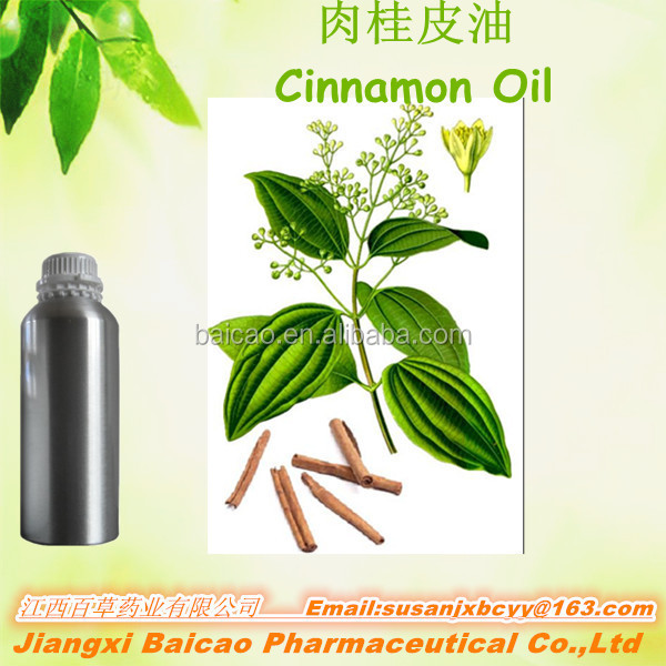 Pure Cinnamon oil Bulk with Competitive Price Manufactory