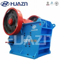jaw crusher / HUAZN C series Jaw Crusher/ rock crushing plant