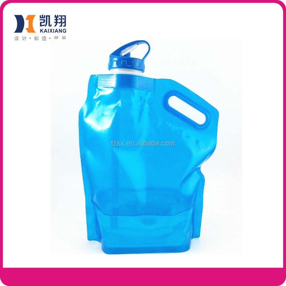 Large plastic water containers Collapsible water container Square water containers