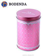 round pen holder tin can