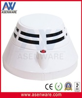 2-Wire Bus System Photoelectric Addressable Smoke Detector Fire Alarm
