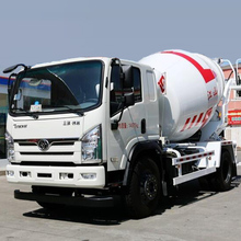 T3 4x2 LHD 6cbm Mini Transit Concrete Mixer Truck Price In India
