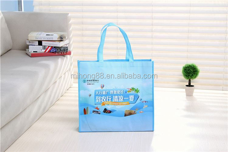 Best seller superior quality eco friendly recyclable pp non woven bag with good offer