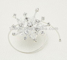 Bridal Crystal Rhinestone Brooches