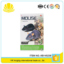 best selling product animal mouse toys remote control with 2 mix color