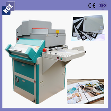 Brand new design photo book making machine, all in one Automatic digital photo album producing machine with CNC paper cutter