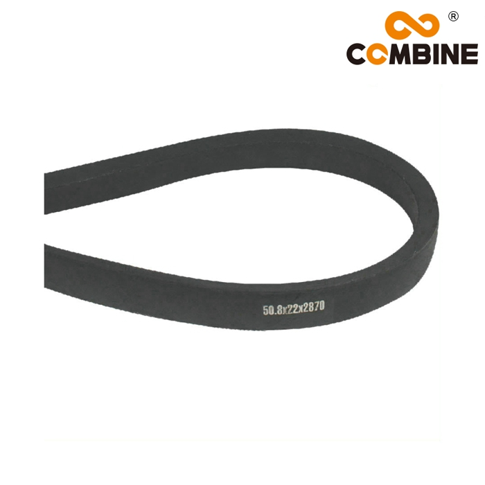 4g3086 (HM2870) HB, HJ, HK rubber v belt replaced for different harvester CNH MF